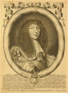 Nicolas de Larmessin. Louis XIV. 1661. © Trustees of the British Museum