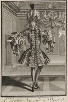 Claude Ballon, visited London April – May 1699