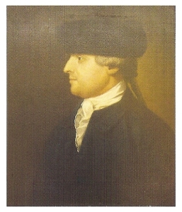 Augustin Noverre. Artist Unknown. The portrait was presumably painted while Augustin was working in London.