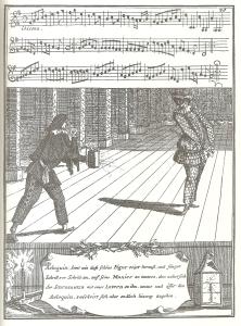 Lambranzi, Neue und Curieuse Theatrialische Tantz-Schul (1716), Part 1, Plate 29
