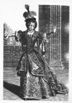 Marie-Thérèse de Subligny, visited London Winter 1701 – 1702