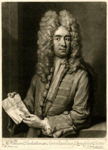 Pinkethman 1709
