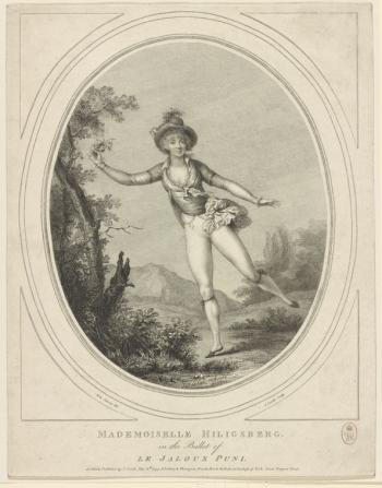 Madame Hiligsberg Jaloux Puni