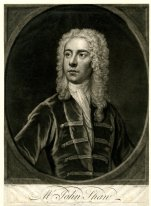 John Shaw, English dancer 1708 – 1725