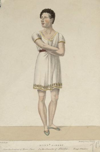 Monsieur Albert Alcides
