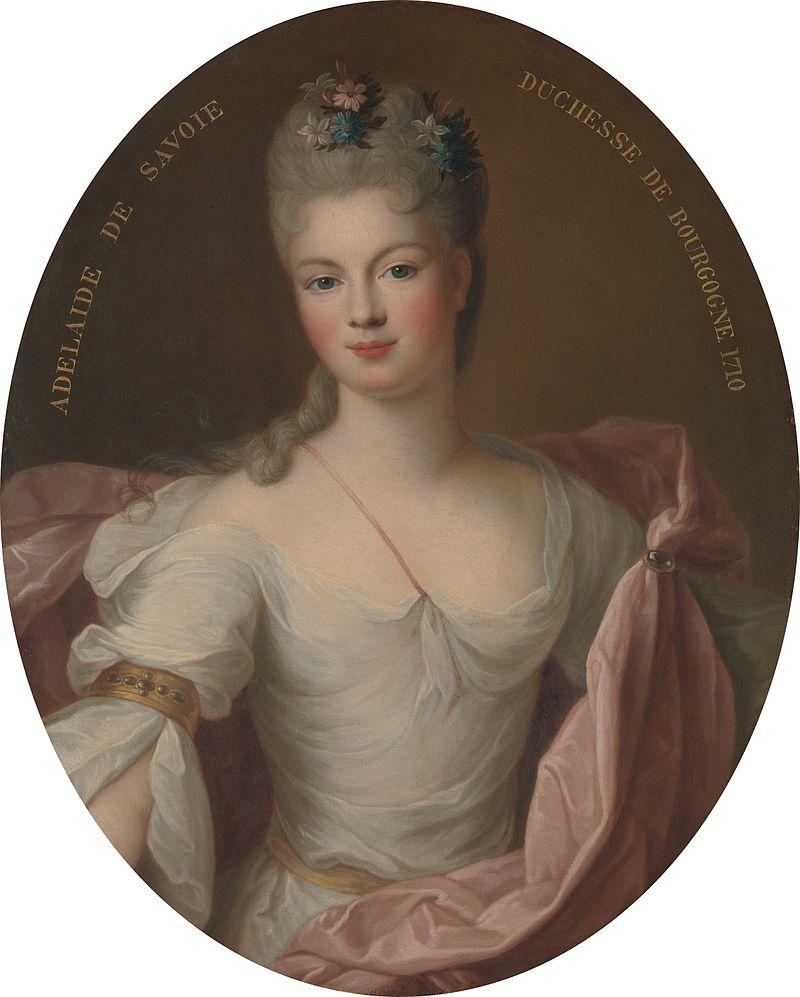 Marie-Adelaide de Savoie