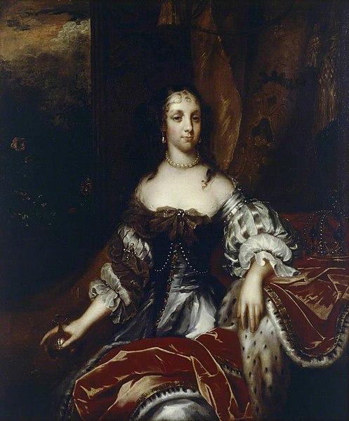 Catherine of Braganza Huysmans 2