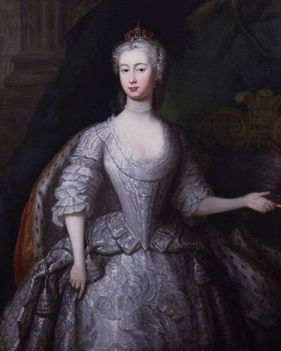 Augusta Princess of Wales 1736