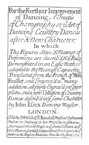 Essex Further Improvement 1710