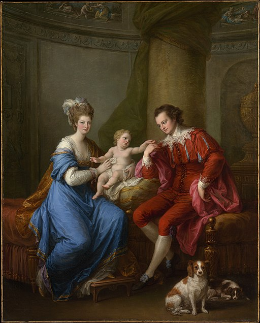 Lord and Lady Stanley Kaufmann 1776