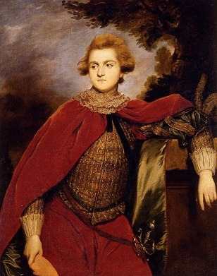 Lord Robert Spencer Joshua Reynolds