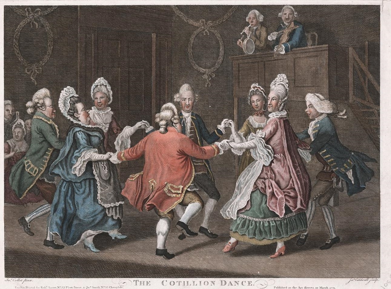 Cotillion Dance 1771 (2)
